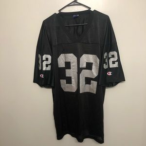 champion raiders Marcus allen jersey vtg 2XL